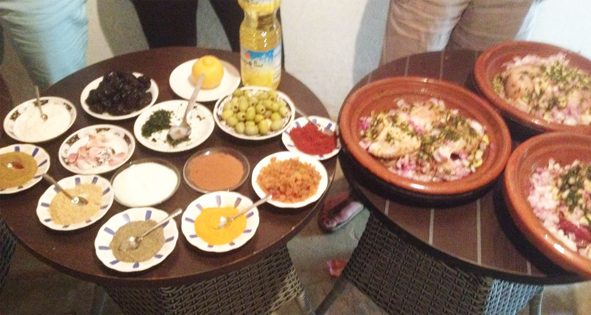 Berber Experience & Cooking Class