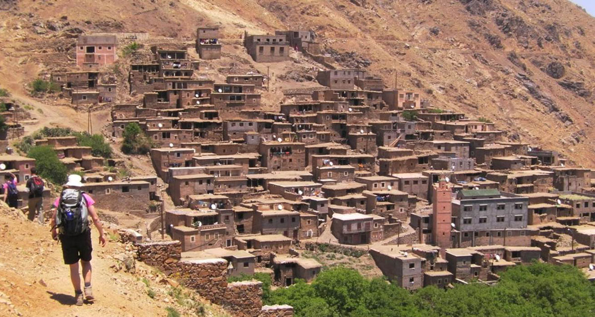 Discover Villages of Toubkal