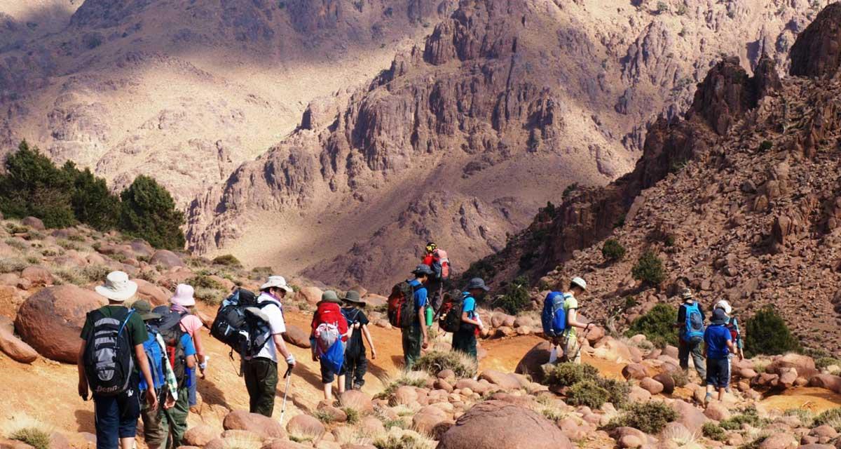 Ouirgane-Trekking